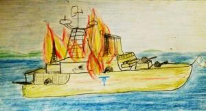 tegrim-fregatte